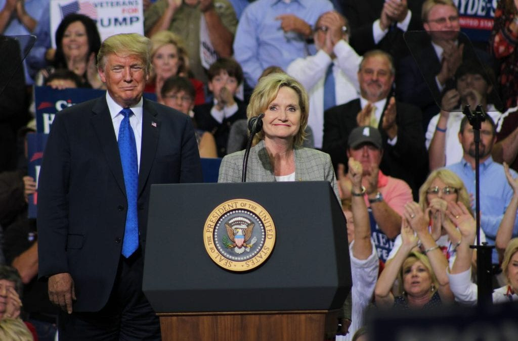 Top Mississippi conservatives urging support of Hyde-Smith before runoff