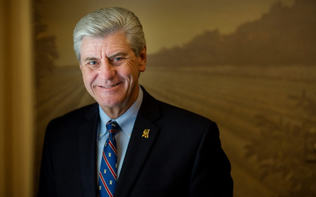 MSGOP Statement On Governor Bryant's Final State of the State Address