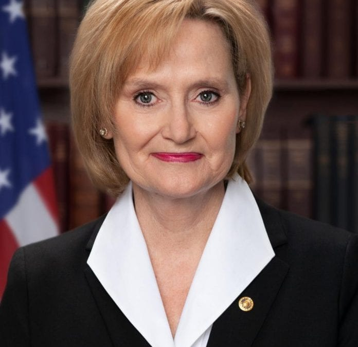 Hyde-Smith supports funding package to invest in border security, fund Mississippi priorities