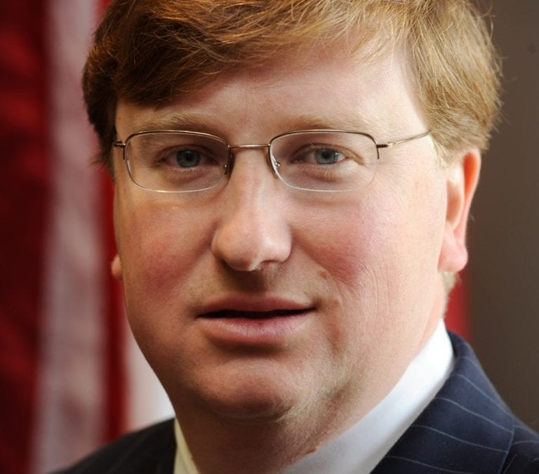 Governor-Elect Tate Reeves Announces Brad White to Lead Transition Team
